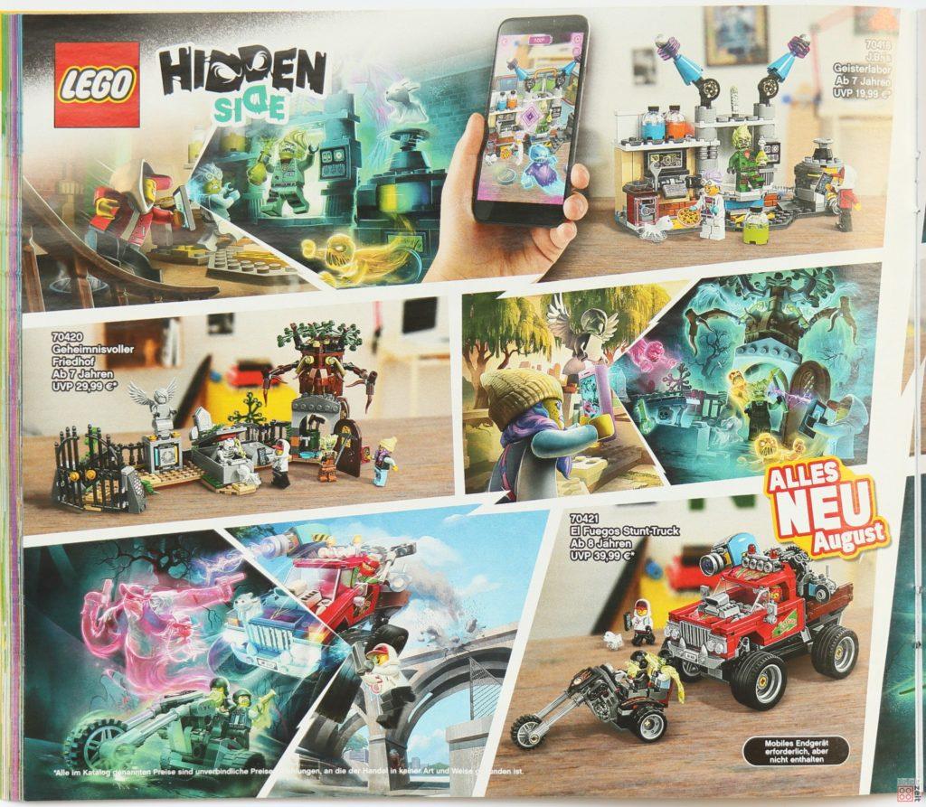 LEGO Katalog Deutschland 2. Halbjahr 2019 - LEGO Hidden Side, Seite 3