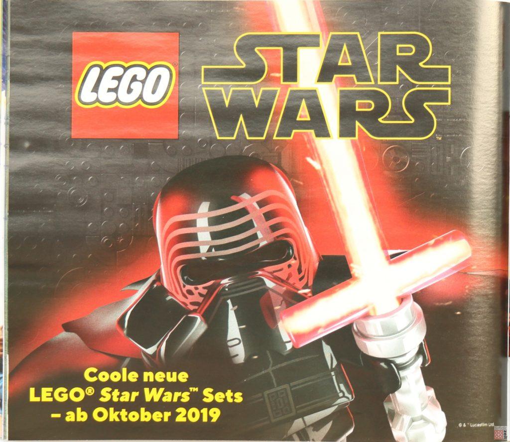 LEGO Katalog Deutschland 2. Halbjahr 2019 - LEGO Star Wars Oktober Teaser