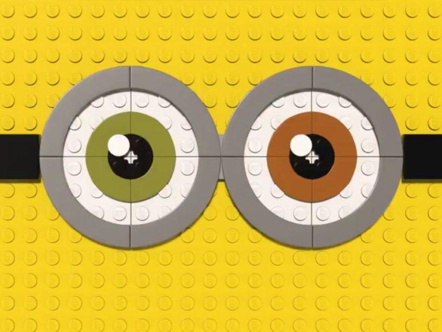 LEGO® Minions Ankündigung für 2020 | ©LEGO Gruppe