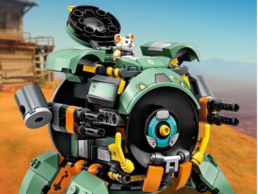 LEGO® Overwatch Oktober 2019 Teaser Titelbild | ©LEGO Gruppe