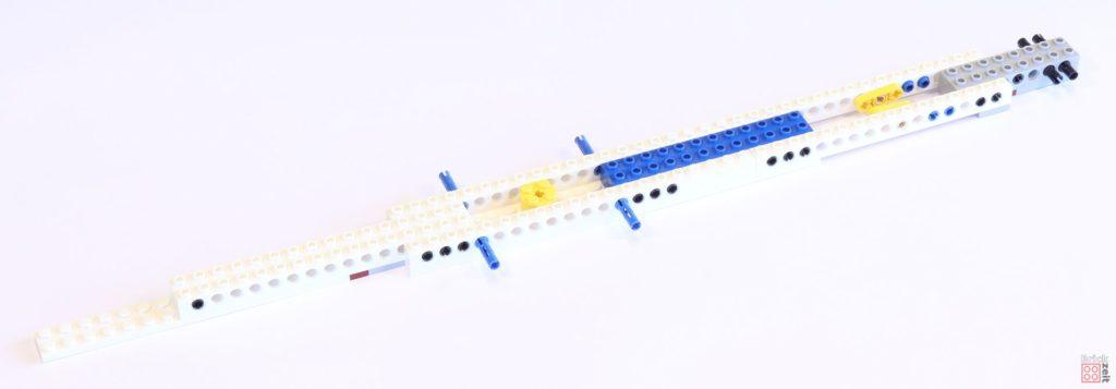 LEGO 75244 - Bauabschnitt 1, Grundgerüst 2 | ©2019 Brickzeit