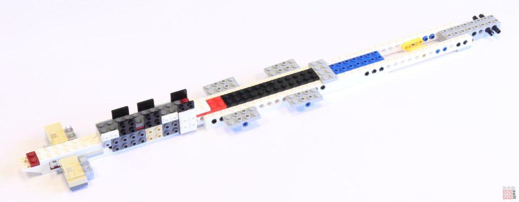 LEGO 75244 - Bauabschnitt 1, fertig | ©2019 Brickzeit