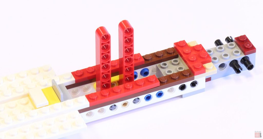 LEGO 75244 - Bauabschnitt 1, Mechanismus | ©2019 Brickzeit