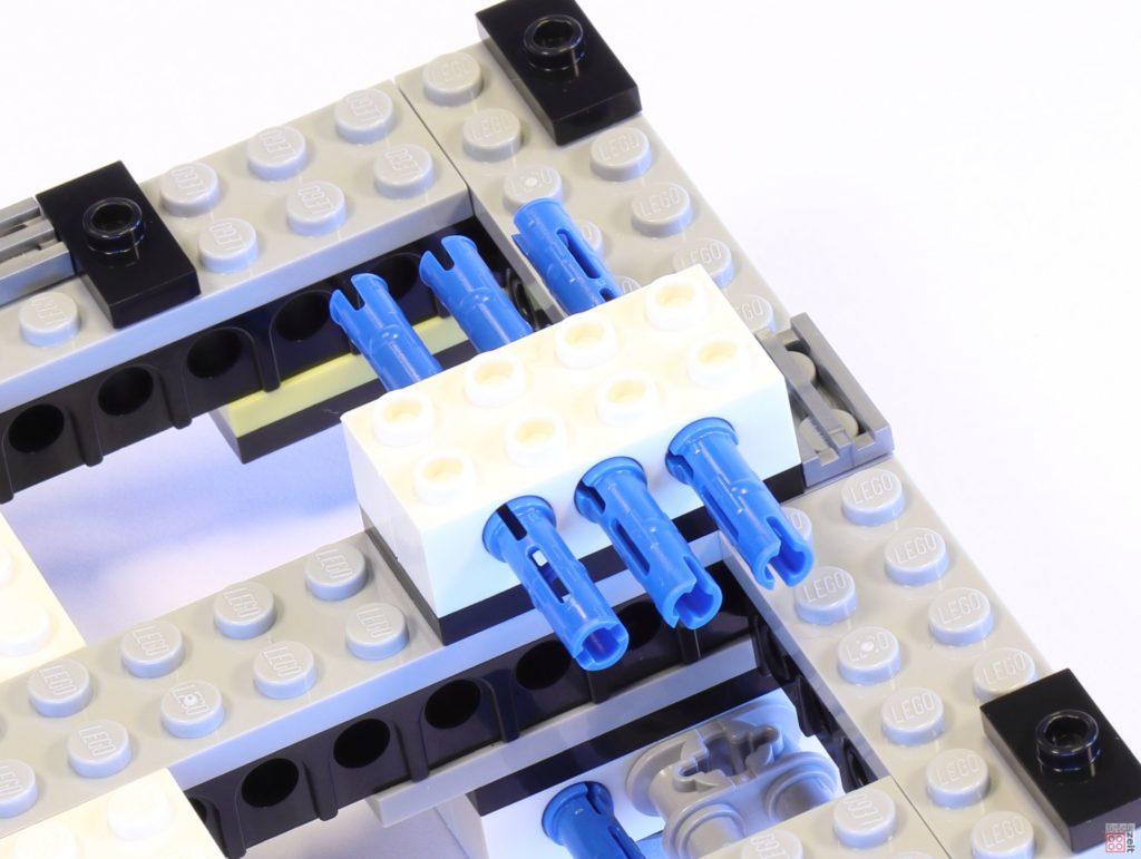 LEGO 75244 - Bauabschnitt 1, Grundgerüst oben | ©2019 Brickzeit