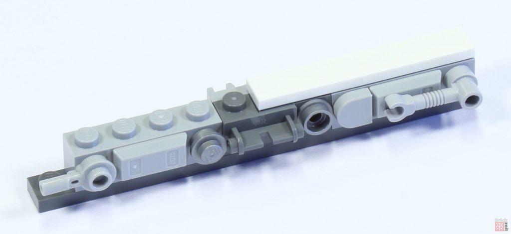 LEGO 75244 - Bauabschnitt 2, rechte Wand | ©2019 Brickzeit
