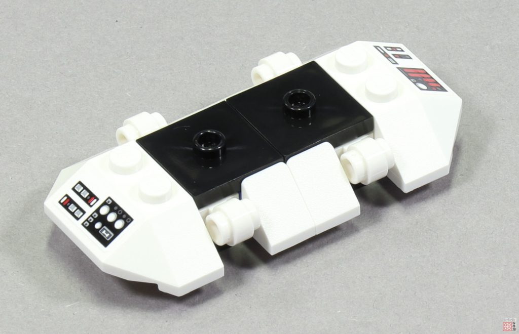LEGO 75244 - Bauabschnitt 2, Armaturen | ©2019 Brickzeit