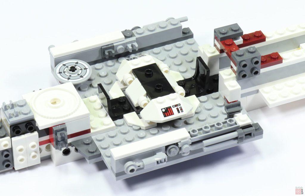 LEGO 75244 - Bauabschnitt 2, Aufenhaltsraum | ©2019 Brickzeit