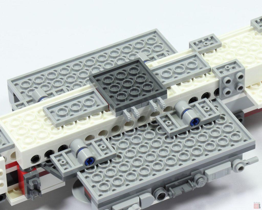 LEGO 75244 - Bauabschnitt 2, Unterseite 1 | ©2019 Brickzeit
