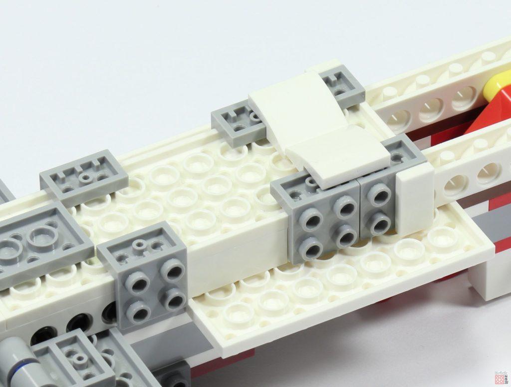 LEGO 75244 - Bauabschnitt 2, Unterseite 2 | ©2019 Brickzeit