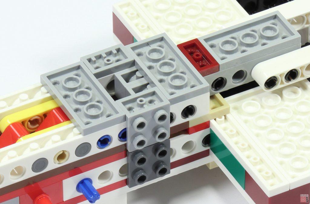 LEGO 75244 - Bauabschnitt 2, Unterseite 3 | ©2019 Brickzeit