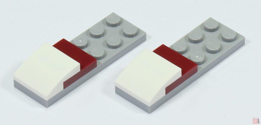 LEGO 75244 - Bauabschnitt 2, Zierteile | ©2019 Brickzeit
