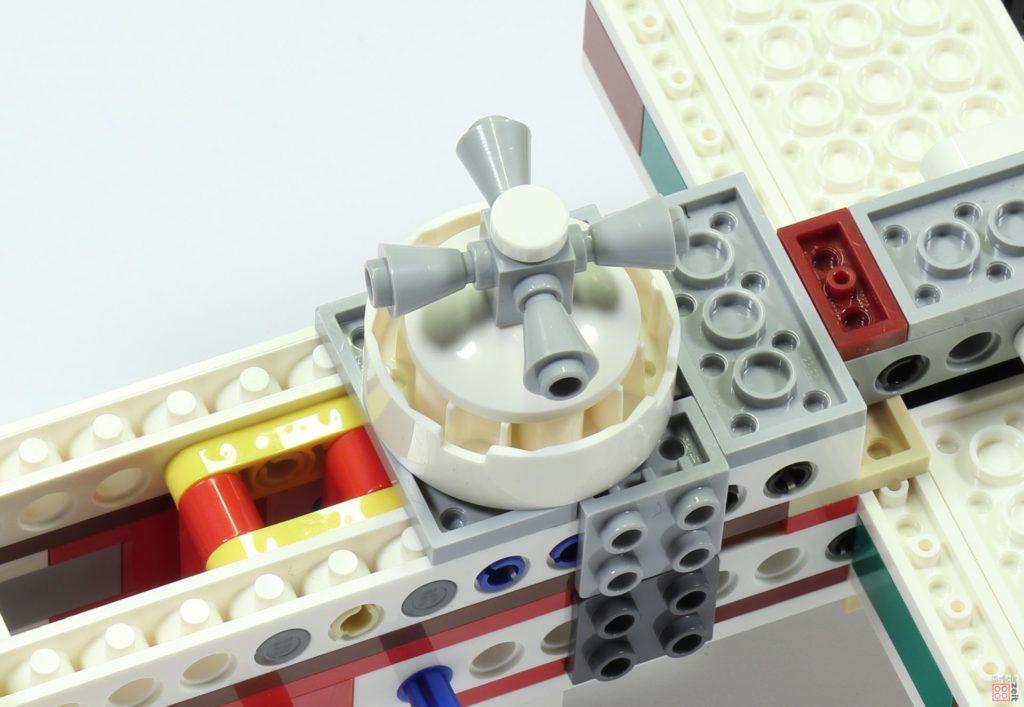 LEGO 75244 - Bauabschnitt 2, Waffenturmunterseite | ©2019 Brickzeit