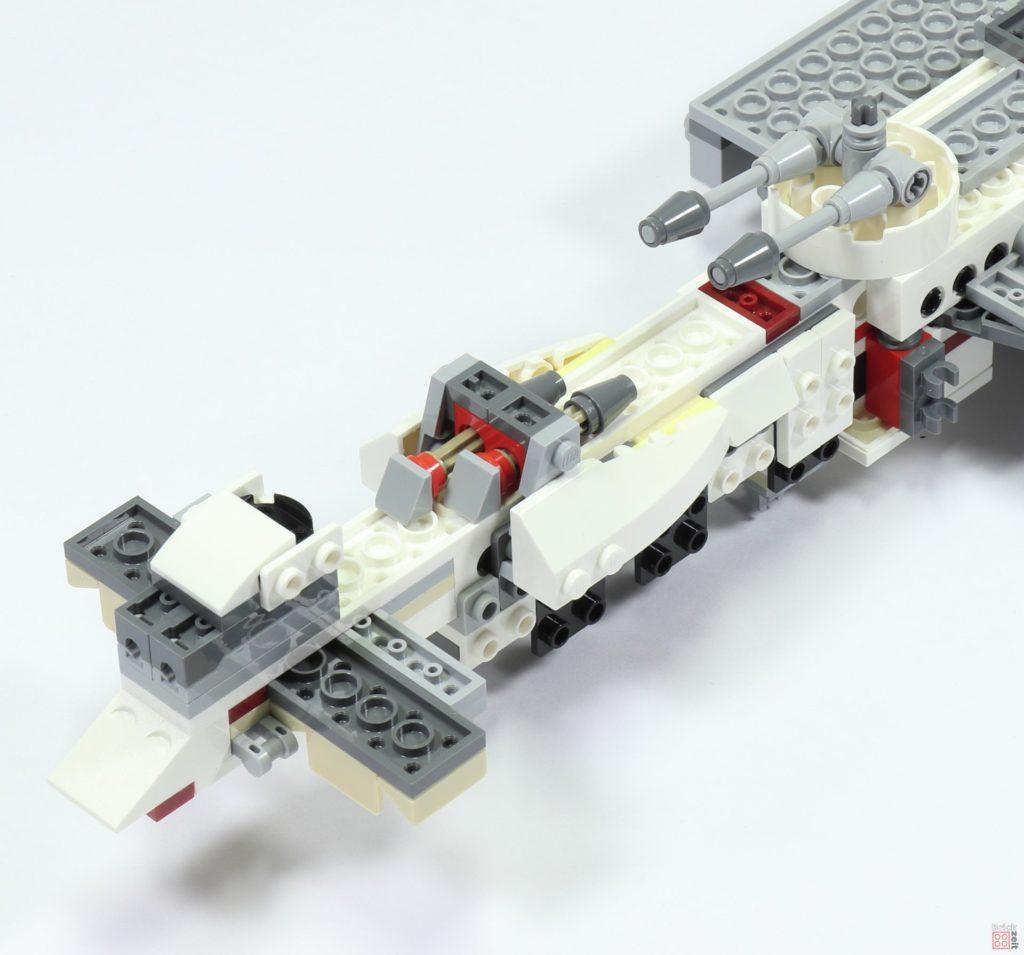 LEGO 75244 - Bauabschnitt 2, Ausöser für Stangenshooter | ©2019 Brickzeit