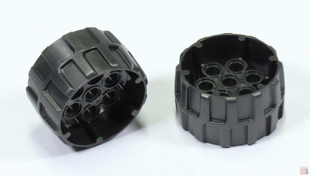 LEGO 75244 - Bauabschnitt 3, Reifen für Schubdüsen | ©2019 Brickzeit