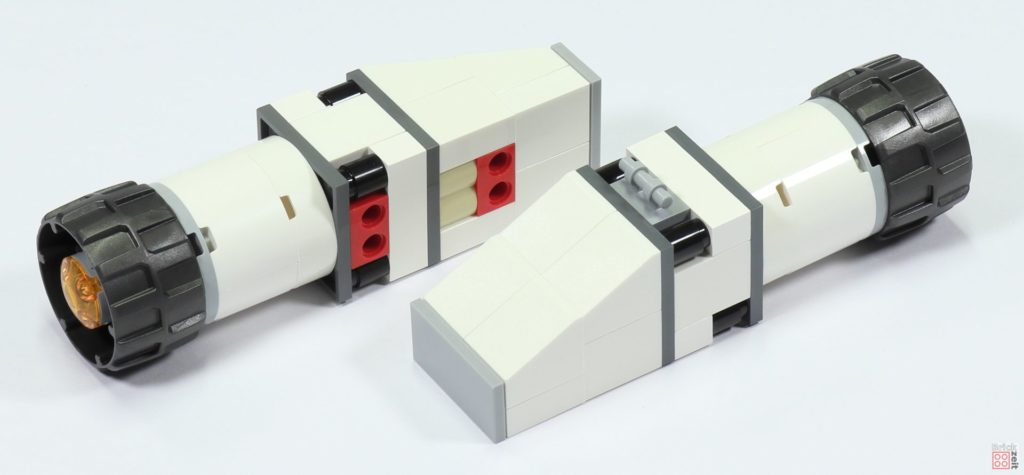 LEGO 75244 - Bauabschnitt 3, Schubdüsen | ©2019 Brickzeit