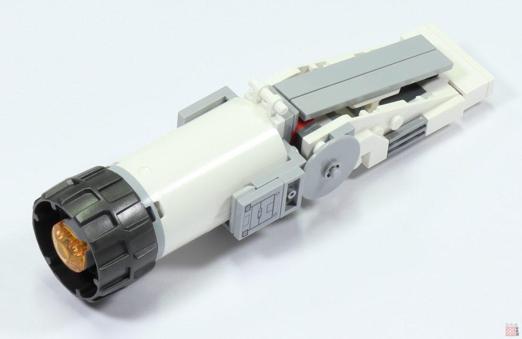 LEGO 75244 - Bauabschnitt 3, Antrieb hinten rechts | ©2019 Brickzeit