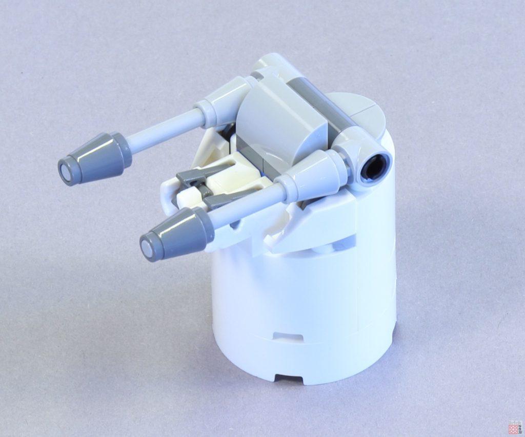 LEGO 75244 - Bauabschnitt 3, Geschützturm | ©2019 Brickzeit