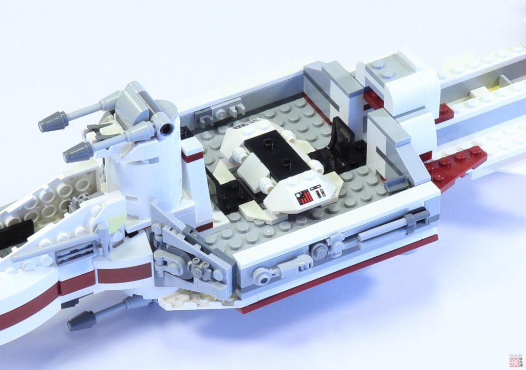LEGO 75244 - Bauabschnitt 3, Übersicht | ©2019 Brickzeit