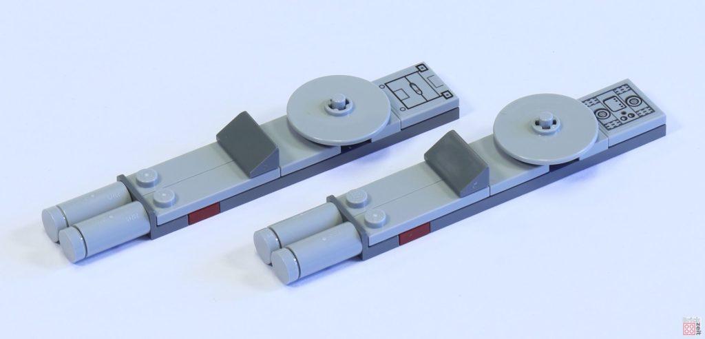 LEGO 75244 - Bauabschnitt 4, Zierelemente | ©2019 Brickzeit