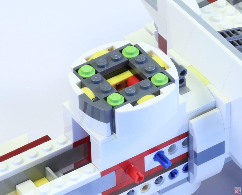 LEGO 75244 - Bauabschnitt 4, Sensorturm Vorbereitung | ©2019 Brickzeit