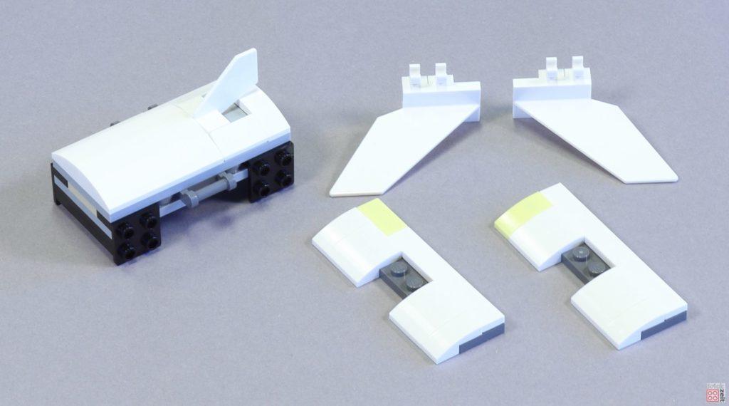 LEGO 75244 - Bauabschnitt 4, Abdeckung für Durchgang/Munitionslager | ©2019 Brickzeit