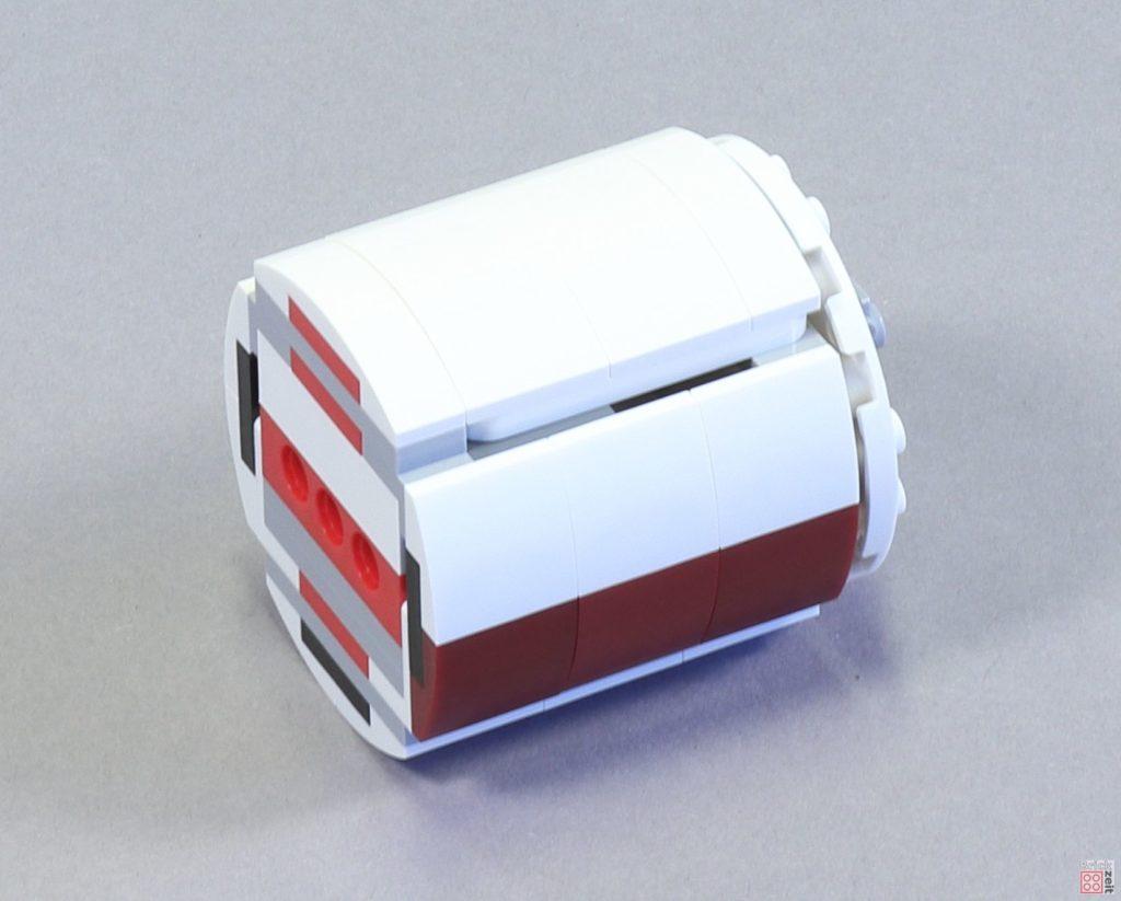 LEGO 75244 - Bauabschnitt 4, Rettungskapsel, hinten rechts | ©2019 Brickzeit