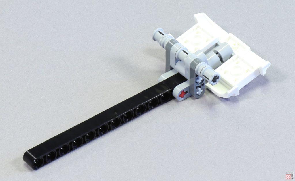 LEGO 75244 - Bauabschnitt 6, Sensorschüssel mit Stange | ©2019 Brickzeit