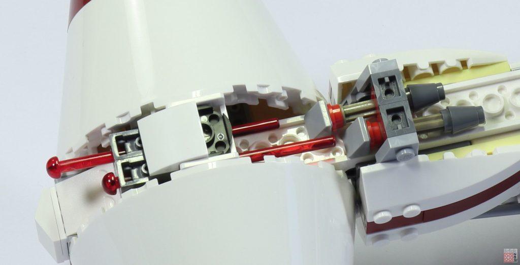 LEGO 75244 - Bauabschnitt 6, Shooter | ©2019 Brickzeit