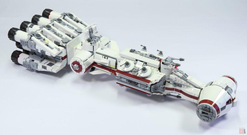 LEGO Star Wars 75244 Tantive IV - vorne rechts | ©2019 Brickzeit