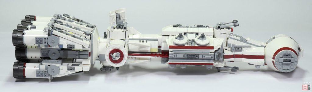LEGO Star Wars 75244 Tantive IV - rechte Seite | ©2019 Brickzeit