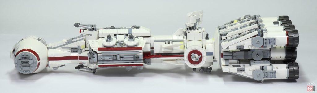 LEGO Star Wars 75244 Tantive IV - linke Seite | ©2019 Brickzeit