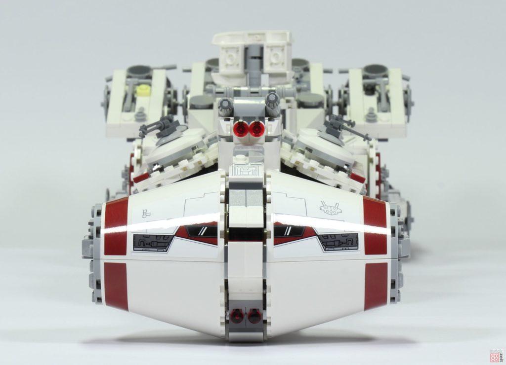 LEGO Star Wars 75244 Tantive IV - Vorderseite | ©2019 Brickzeit