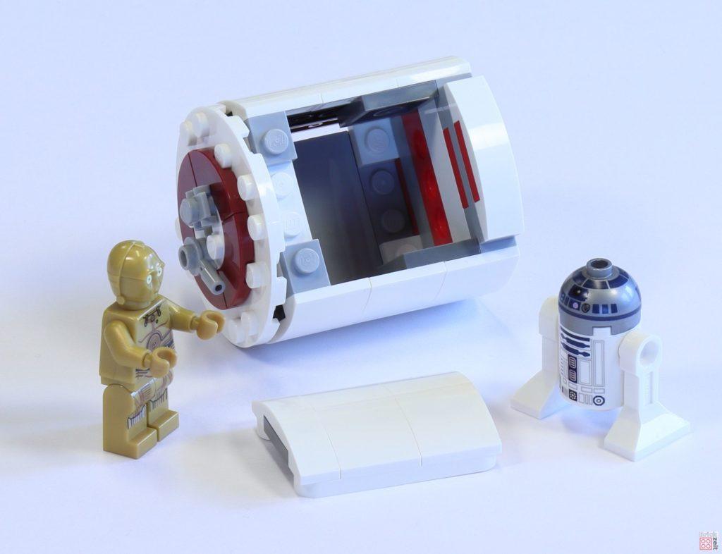 LEGO Star Wars 75244 Tantive IV - Rettungskapsel | ©2019 Brickzeit