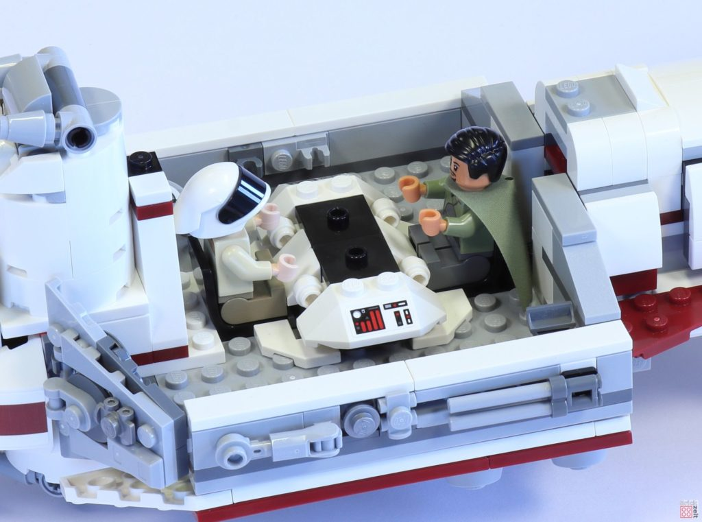 LEGO Star Wars 75244 Tantive IV - Aufenthaltsraum | ©2019 Brickzeit