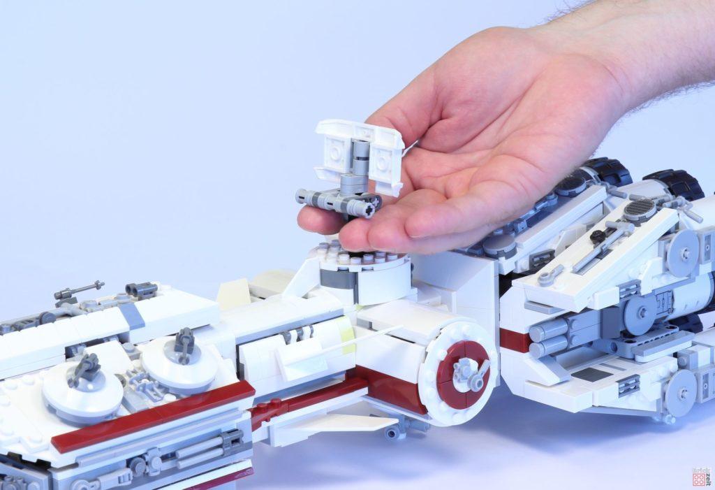 LEGO Star Wars 75244 Tantive IV - Tragegriff | ©2019 Brickzeit
