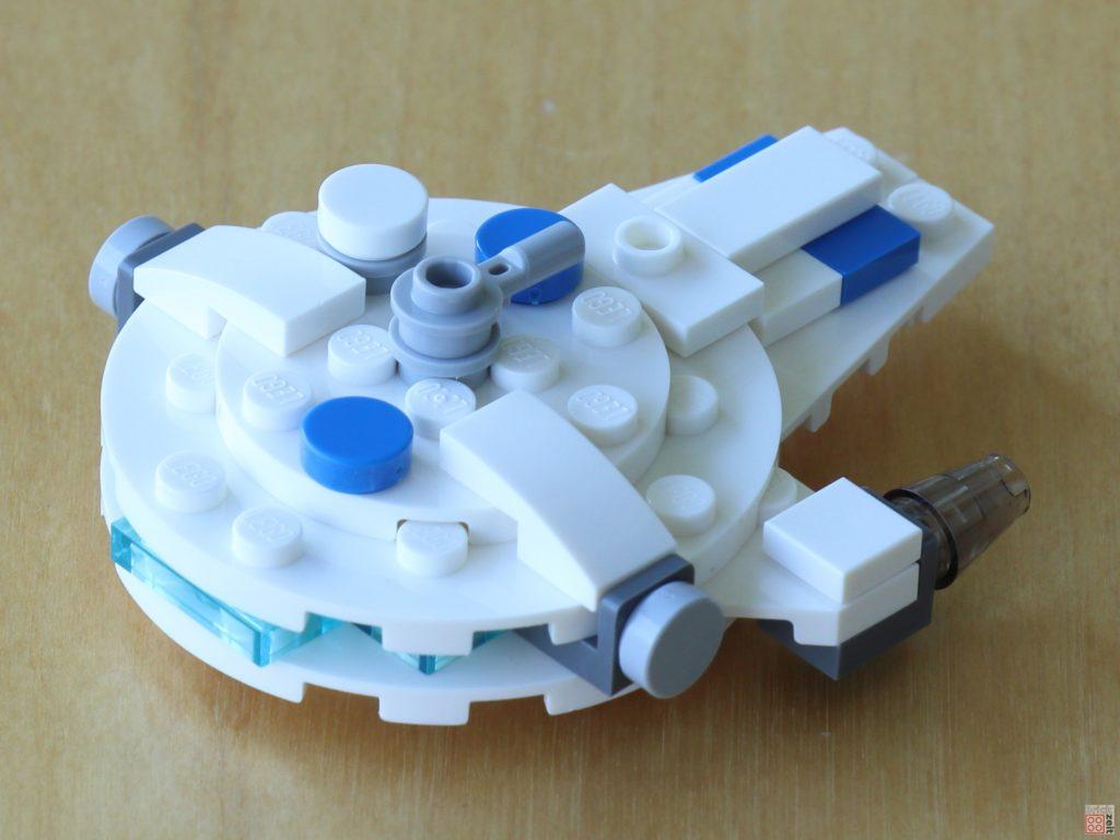 LEGO® Star Wars™ olybag 911949, Kessel Run Millennium Falcon, hinten rechts | ©2019 Brickzeit