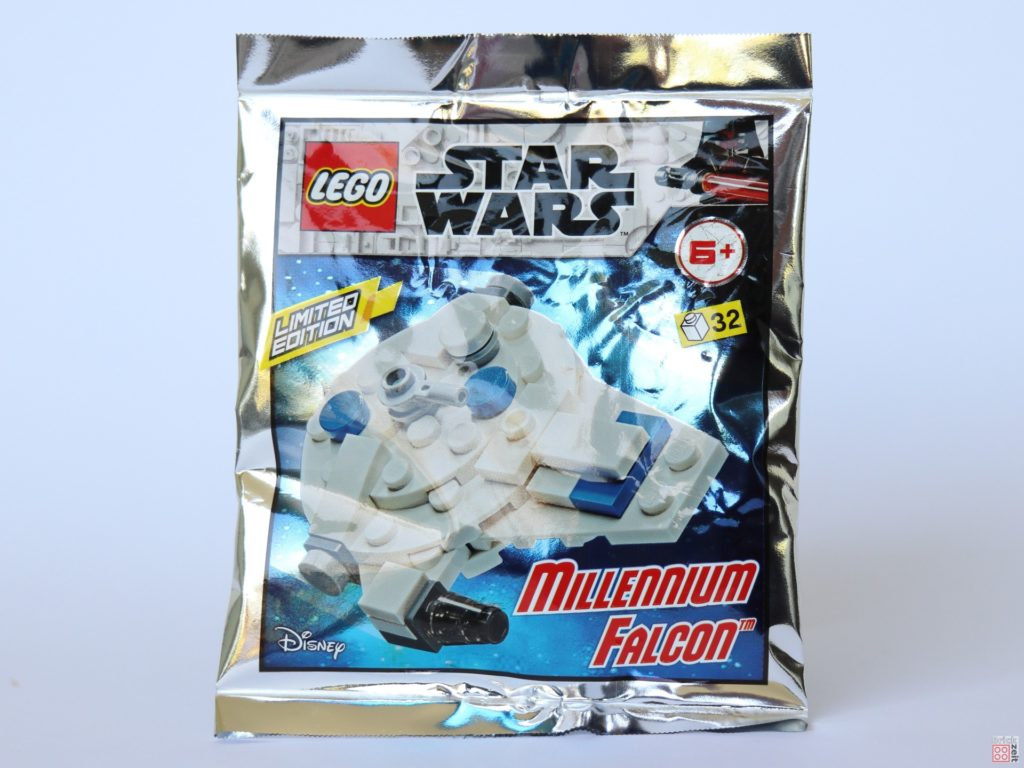LEGO® Star Wars™ Magazin 49 - Polybag 911949, Kessel Run Millennium Falcon | ©2019 Brickzeit