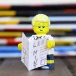 Neues LEGO Magazin von Egmont Publishing im Sommer 2020 - Titelbild | ©2019 Brickzeit