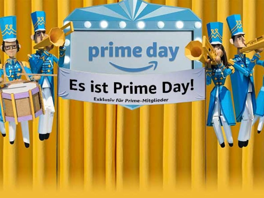 Amazon Prime Day 2019 - Titelbild 02