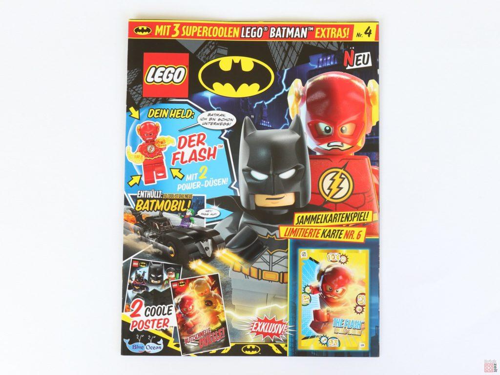 LEGO® Batman Magazin Nr. 4, Cover | ©2019 Brickzeit