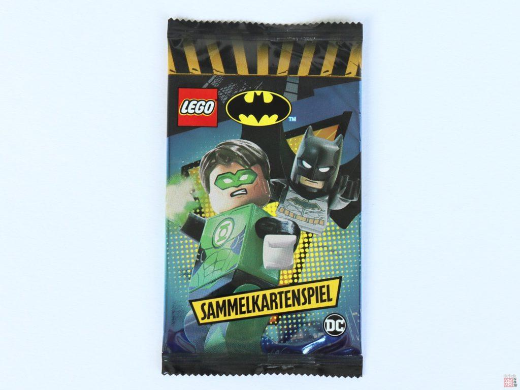 LEGO® Batman Magazin Nr. 4, Trading Card Game Booster | ©2019 Brickzeit