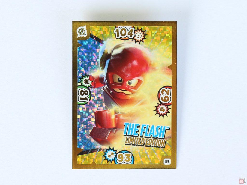 LEGO® Batman Magazin Nr. 4, Flash Sammelkarte | ©2019 Brickzeit