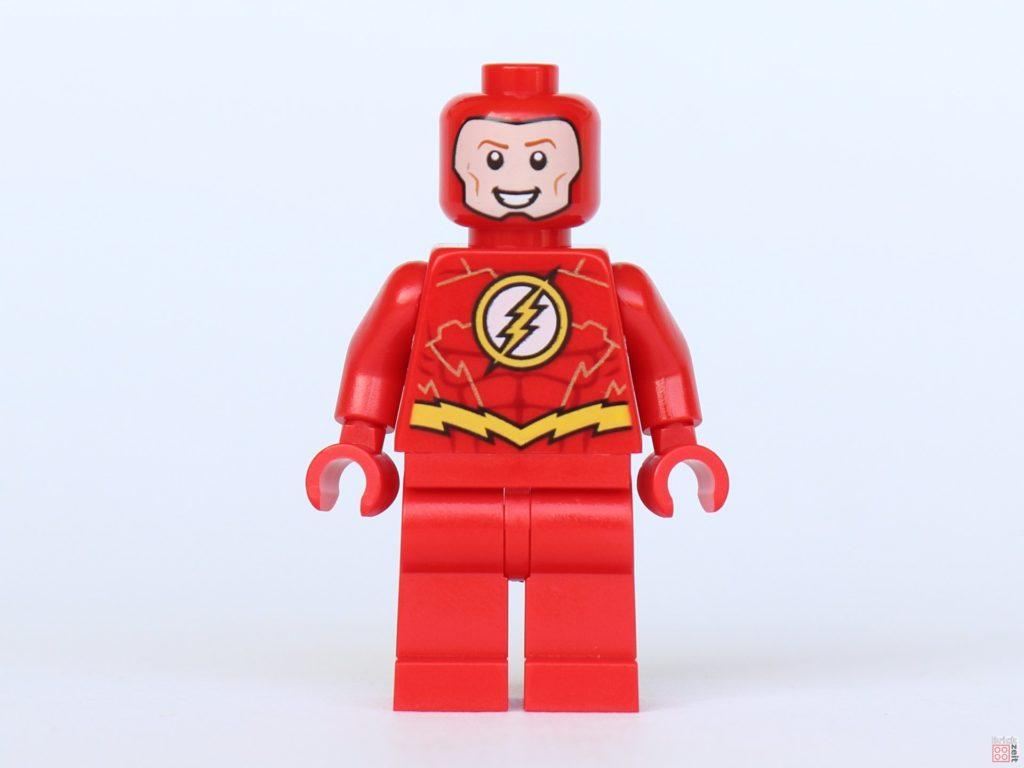 LEGO® Batman Magazin Nr. 4 - Flash ohne Maske, Vorderseite | ©2019 Brickzeit