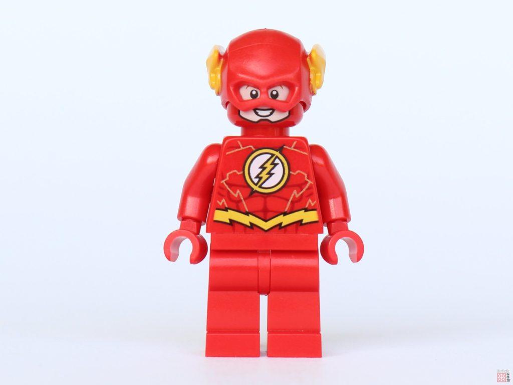 LEGO® Batman Magazin Nr. 4 - Flash, Vorderseite | ©2019 Brickzeit