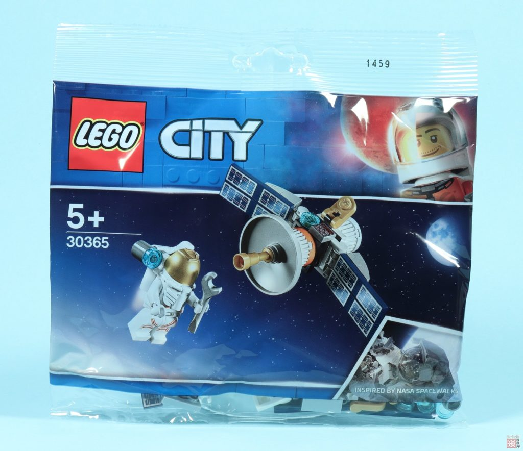 LEGO® City 30365 - Polybag | ©2019 Brickzeit