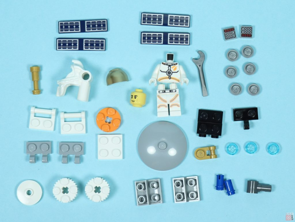 LEGO® City 30365 - Inhalt | ©2019 Brickzeit