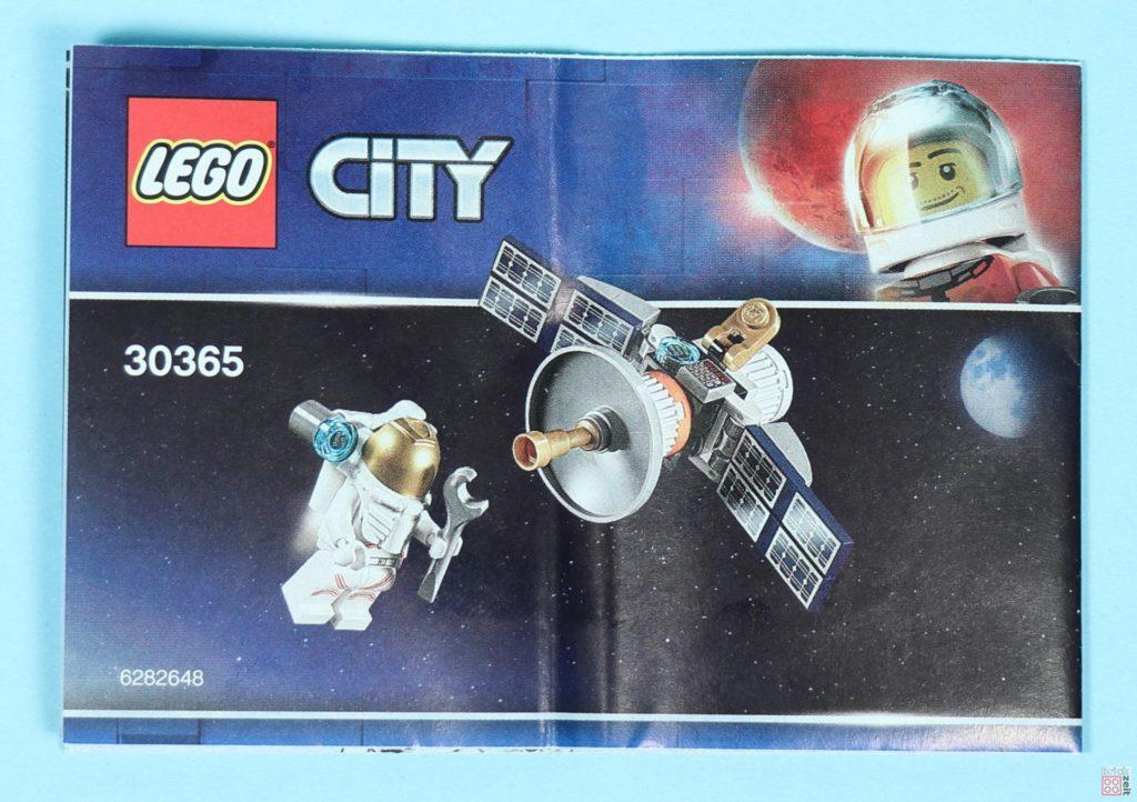 LEGO® City 30365 - Anleitung | ©2019 Brickzeit
