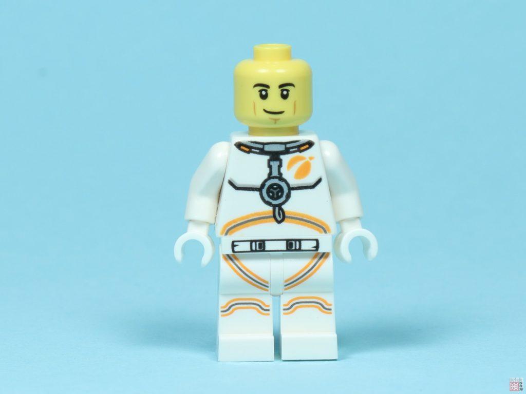 LEGO® City 30365 - Astronaut ohne Helm, Vorderseite | ©2019 Brickzeit