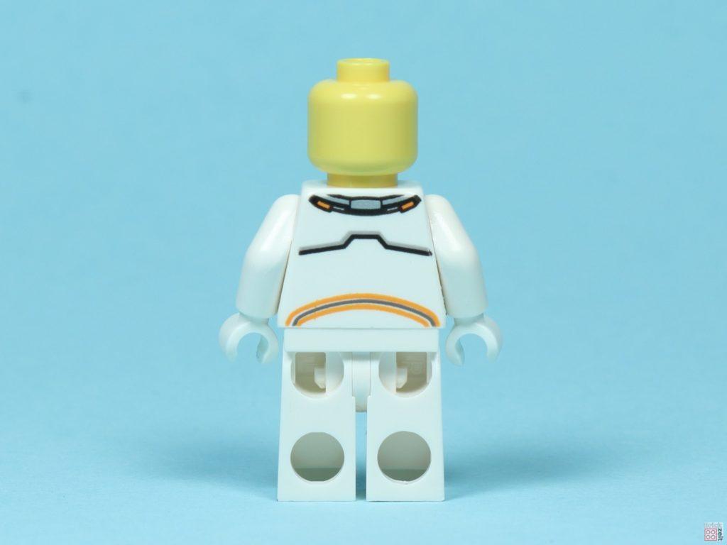 LEGO® City 30365 - Astronaut ohne Helm, Rückseite | ©2019 Brickzeit