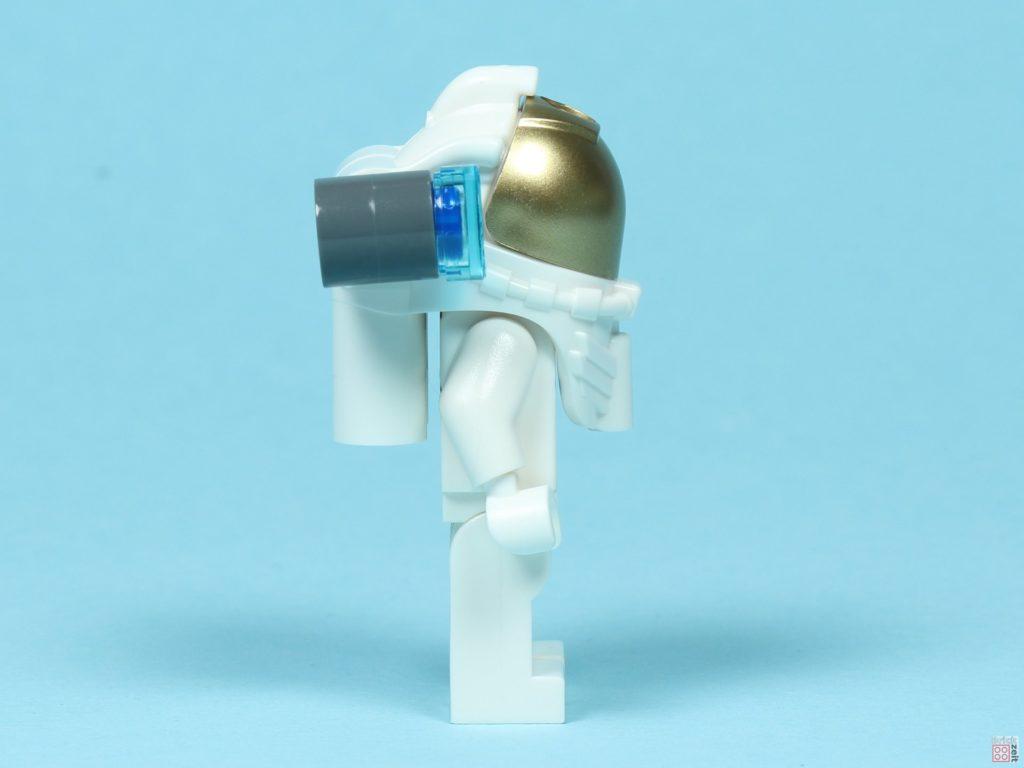 LEGO® City 30365 - Astronaut, rechte Seite | ©2019 Brickzeit
